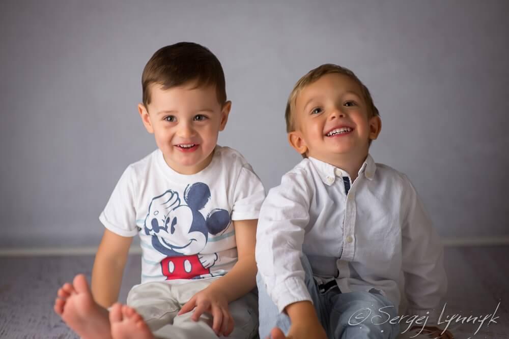 Kinderfotos für die Kita